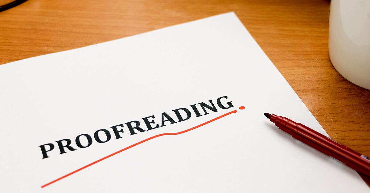 düzeltme okuması